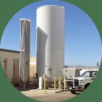 Large Cryogenic Tank