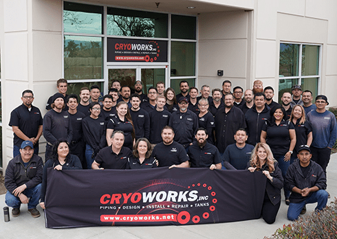 CryoWorks Team