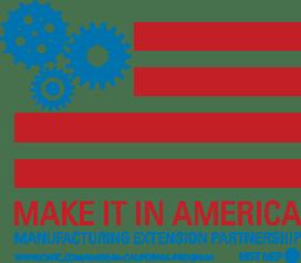 Make it in America Logo eps