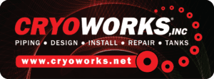 CryoWorks Black Logo Website