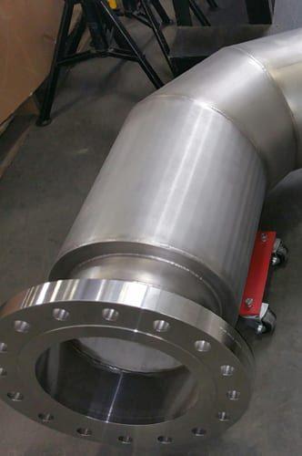 Vacuum Insulated Pipe